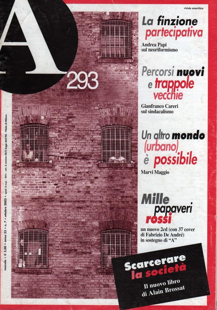 rivista A009